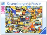 Road Trip USA, 1000 Piece Jigsaw Puzzle