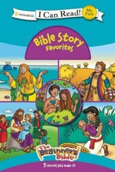 Bible Story Favorites--Book and CD