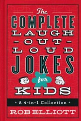 The Complete Laugh-Out-Loud Jokes for Kids Collection, 4-In-1 - Slightly Imperfect