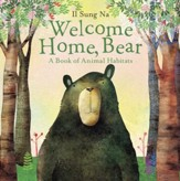Welcome Home, Bear: A Book of Animal Habitats - eBook