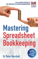 Mastering Spreadsheet Bookkeeping: Practical Manual on How To Keep Paperless Accounts / Digital original - eBook