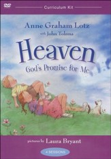 Heaven, God's Promise for Me--DVD Curriculum