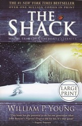 The Shack, Large-Print Edition