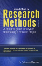 Introduction to Research Methods: A practical guide for anyone undertaking a research project / Digital original - eBook