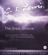 The Great Divorce - Unabridged Audiobook on CD