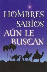 Hombres Sabios A�n le Buscan, 25 Tratados  (Wise Men Still Seek Him, 25 Tracks)