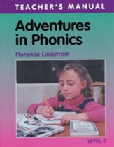 Adventures in Phonics Level C, Teacher's Manual, Grade 2