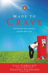 Made to Crave for Young Women: Satisfying Your Deepest Desires with God - Slightly Imperfect