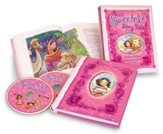 The Sweetest Story Bible Deluxe Edition: Sweet Thoughts and Sweet Words for Little Girls