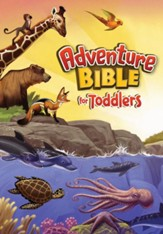 Adventure Bible for Toddlers - Slightly Imperfect