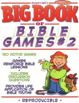 The Big Book of Bible Games #2