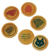 Egypt VBS 2016: Bible Memory Makers, set of 5