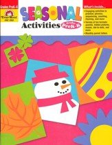 Seasonal Activities, Grades PreK-K