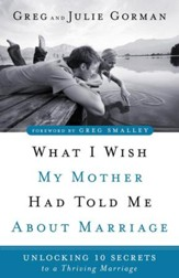 What I Wish My Mother Had Told Me About Marriage: Unlocking 10 Secrets to a Thriving Marriage - eBook