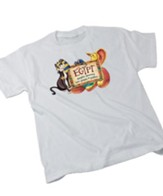 Egypt VBS 2016: Adult Theme T-shirt, Medium (38-40)