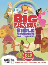 The Big Picture Interactive Bible Stories for Toddlers Old Testament: Connecting Christ Throughout God's Story - eBook
