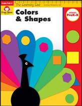 The Learning Line: Colors and Shapes