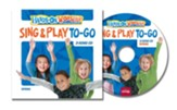 Hands-On Worship Sing & Play CD 5-Pack, Spring