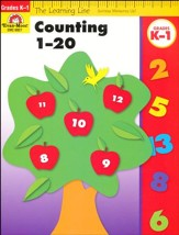 The Learning Line: Counting 1-20