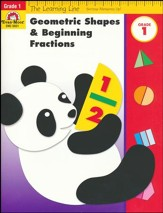 The Learning Line: Geometric Shapes & Beginning  Fractions