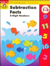 The Learning Line: Subtraction Facts, 2-Digit Numbers