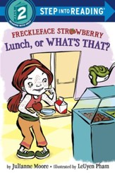 Freckleface Strawberry: Lunch, or What's That? - eBook