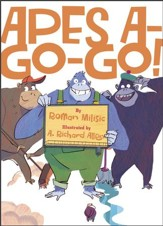 Apes A-Go-Go! - eBook