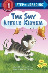 The Shy Little Kitten - eBook