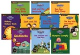 Kindergarten Math Readers Set of 10