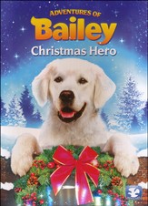 Adventures of Bailey: Christmas Hero, DVD