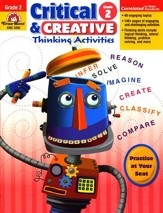 Critical & Creative Thinking  Activities Grade 2