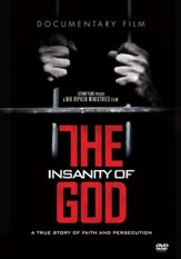 The Insanity of God DVD: A True Story of Faith and Persecution, Documentary Film