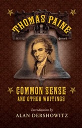 Thomas Paine on Liberty