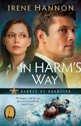 In Harm's Way, Heroes of Quantico Series #3