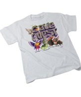 Cave Quest VBS 2016: Theme Adult T-shirt, Small (34-36)