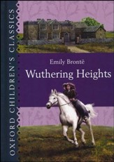 Wuthering Heights (Oxford Children's Classics) Hardcover