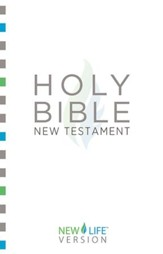 Holy Bible: New Testament: New Life  Version - eBook