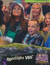 Cave Quest VBS 2016: Spotlight VBS Leader Manual