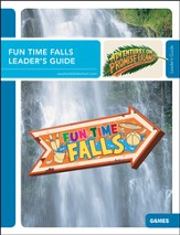 Adventure on Promise Island: Fun Time Falls Leader's Guide - Slightly Imperfect