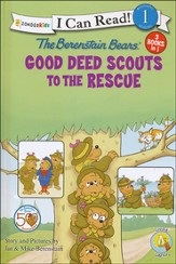 The Berenstain Bears' Good Deed Scouts to the Rescue