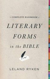 A Complete Handbook of Literary Forms in the Bible - eBook