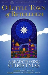 Ready to Sing: O Little Town of Bethlehem (Choral Book)