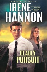 Deadly Pursuit, Guardians of Justice Series #2