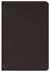 ESV Pitt Minion Reference, Goatskin, Brown