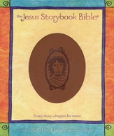 The Jesus Storybook Bible: Every Story Whispers His Name - Slightly Imperfect