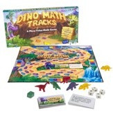 Dino Math Tracks: A Place Value Math Game