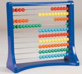 Ten Row Abacus