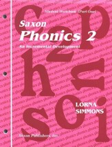 Saxon Phonics 2, Student Workbooks