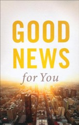 Good News for You (ESV), Pack of 25 Tracts