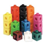 Snap Cubes (Set of 100)